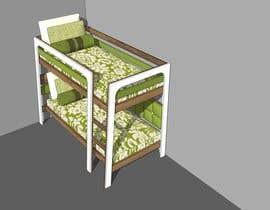 #8 untuk IKEA Bunk Bed Hackathon - Mid Century Modern oleh kmworkmoney