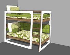 #9 untuk IKEA Bunk Bed Hackathon - Mid Century Modern oleh kmworkmoney