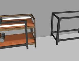 #18 untuk IKEA Bunk Bed Hackathon - Mid Century Modern oleh kmworkmoney