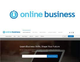 #129 untuk OnlineBusiness.com Logo Refresh Needed oleh muhhusniaziz