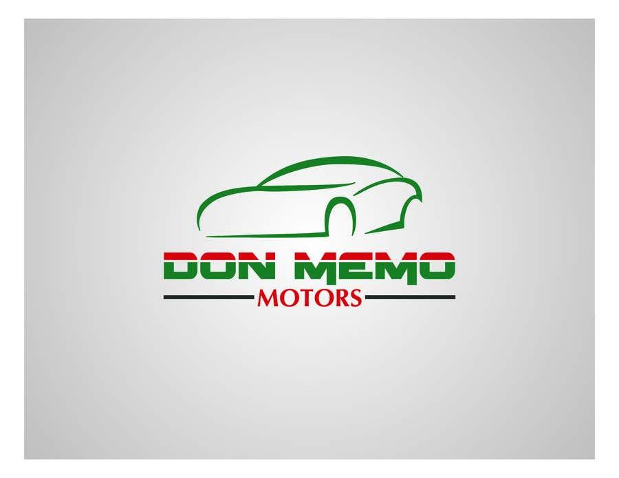 Penyertaan Peraduan #23 untuk Design a Logo for a Car Dealership