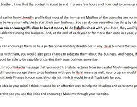 #19 cho Creative idea for a mobile application for Muslims bởi ishaque70000