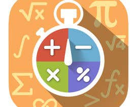 #16 para Design a GLA Math Mania Icon por christian95it