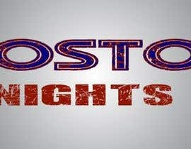 "muhammadjunaid65 tarafından Design a Logo for ""Boston Nights"" için no 30"
