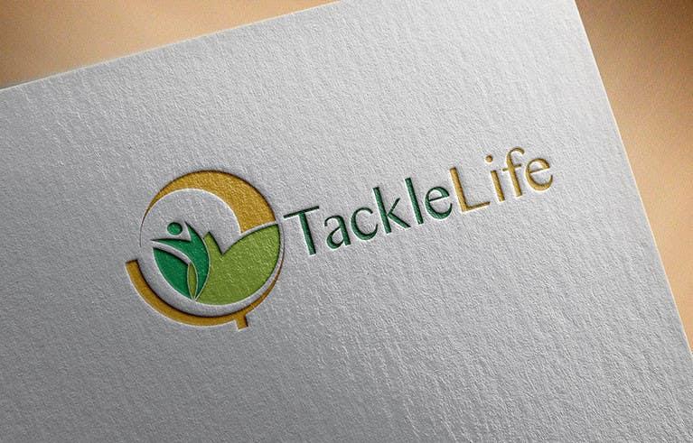 Конкурсная заявка №                                        169                                      для                                         Design a Logo for Tackle Life