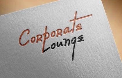 Nro 223 kilpailuun Design a Logo for Corporate Lounge käyttäjältä DQD