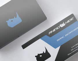 #38 for Develop a Corporate Identity for Rhinohide af vadimcarazan