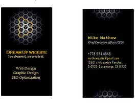 #26 untuk Design some Business Cards for Web Design Company oleh tv95