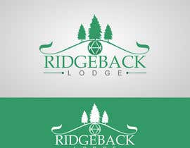 #23 cho Design a Logo for Ridgeback Lodge bởi danielgrafico1