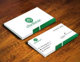 #35 cho Design some Business Cards for ChefBrae bởi ghaziaziz