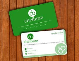 #40 para Design some Business Cards for ChefBrae por shojolislam09