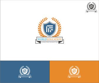 #775 untuk Design a Logo for Education consultancy oleh RPDonthemove
