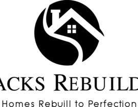 #1 para design a logo for Jacks rebuilds por littlenaka
