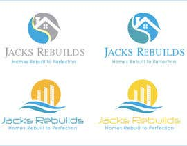 #7 para design a logo for Jacks rebuilds por littlenaka