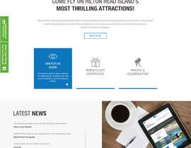 evensol tarafından RE-DESIGN home page with modern look, that's fun, exciting, professional, and converts!! için no 19