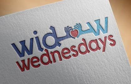 #71 untuk Design a Logo for Widow Wednesdays oleh gpatel93