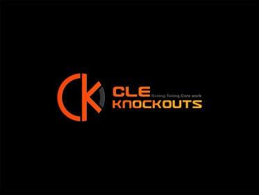Nro 130 kilpailuun Cle-Knockouts käyttäjältä sdartdesign