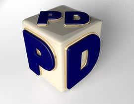 #14 para CREATE LOGO IN 3D DESIGN por adeel303