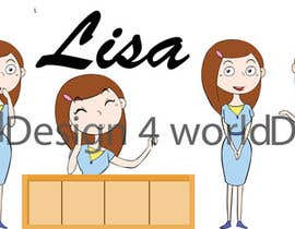 #22 for Tom and Lisa af design4world