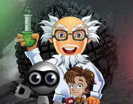 vivekdaneapen tarafından KevinStemp's Strange Science Series için no 9
