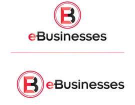 """Nro 133 kilpailuun Design a Logo for """"eBusinesses"""" käyttäjältä tieuhoangthanh"""