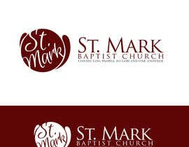 #114 for Design a Logo for St. Mark af lilmermaaaid