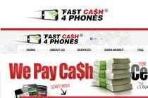 Graphic Design Entri Kontes #97 untuk Logo Design for Fast Cash 4 Phones