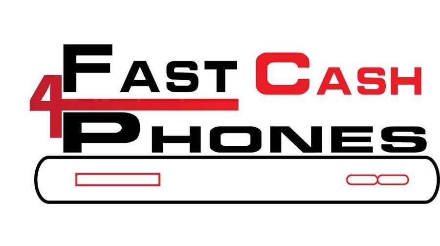 Entri Kontes #                                        79                                      untuk                                        Logo Design for Fast Cash 4 Phones