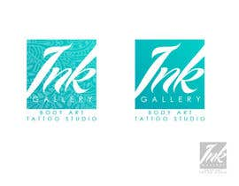 #22 para Design a Logo for The Ink Gallery por MBenedetta