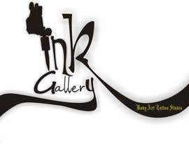 #30 para Design a Logo for The Ink Gallery por apribaputra