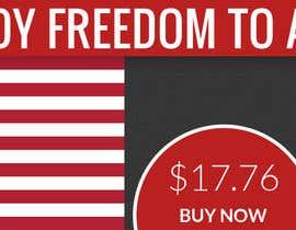 #7 cho Design a Banner for an American Themed Website bởi bellalbellal25