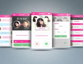 #2 cho Design an App Mockup for Dating Application bởi Nayemhasan09
