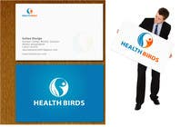 Graphic Design Bài thi #22 cho Logo needed for HEALTH BIRDS