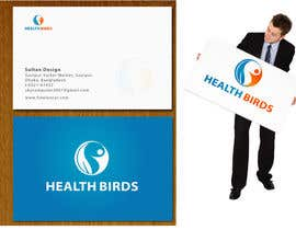#22 para Logo needed for HEALTH BIRDS por sultandesign
