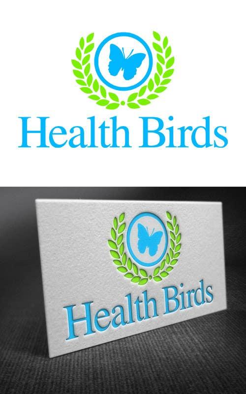 Bài tham dự cuộc thi #49 cho Logo needed for HEALTH BIRDS