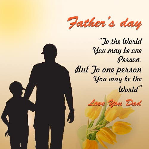 Penyertaan Peraduan #32 untuk Design some Icons for Father's Day