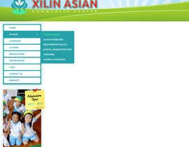 #14 cho Website Mockup for Chinese School bởi webmastersud