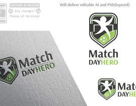 #37 for Design a Logo for a fantasy soccer (football) af MarinaWeb