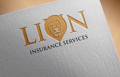 Nro 110 kilpailuun Design a Logo for lion insurance services käyttäjältä eltorozzz