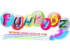 #23 for Kids Super science bath product logo af Mgreenleaf