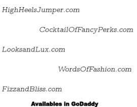 #79 untuk Come up with a Name for my blog about Fashion and Style! oleh IvanD413R