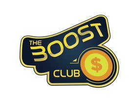 "#43 untuk Design a Logo for a school fundraising club called ""The Boost Club"" oleh ganiix1"