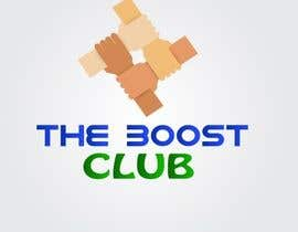 "#24 untuk Design a Logo for a school fundraising club called ""The Boost Club"" oleh muhammadjunaid65"