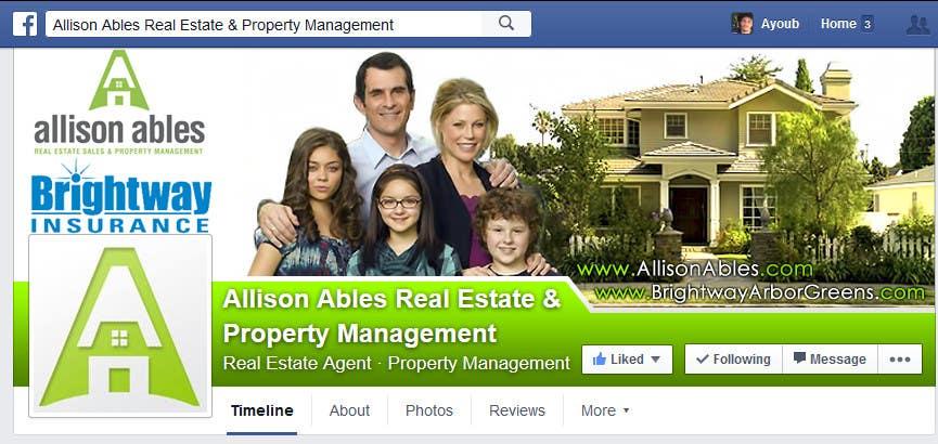 Inscrição nº 22 do Concurso para Design one Facebook Cover Photo for our two companies