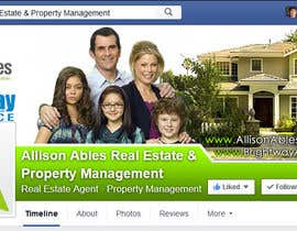 #22 for Design one Facebook Cover Photo for our two companies by ayoubdh