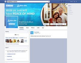 #13 for Design one Facebook Cover Photo for our two companies by hambo9teen