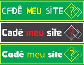 #15 for Design a Logo for a Webdesgin Company - Cadê meu site by muhammadmahmud