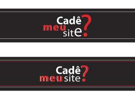 #8 for Design a Logo for a Webdesgin Company - Cadê meu site by OksanaPinkevich