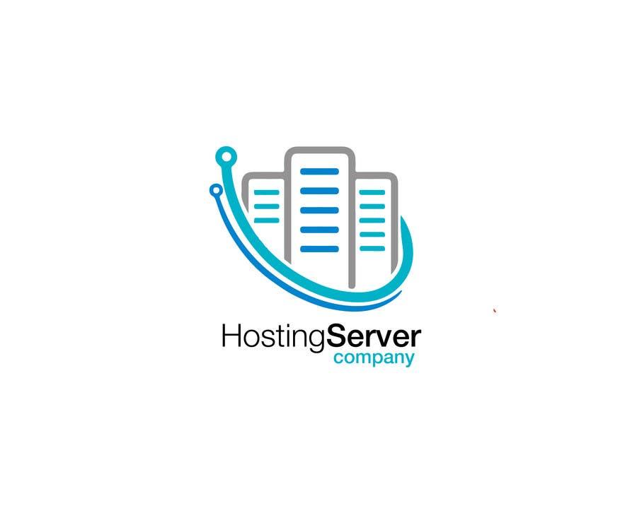 entry 37 by jesusdanielhear for design a logo for a server hosting
