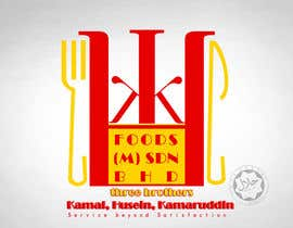 #312 for Logo Design for KHK FOODS (M) SDN BHD by ReVeN7